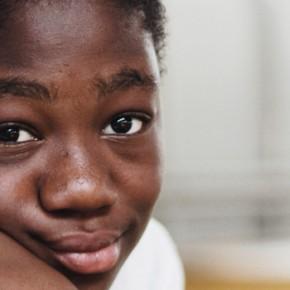 Dieynaba, 10 ans - Délégation du Sénégal