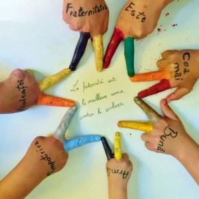 Réponse à la 3ème question par les enfants des associations Solidarité Enfance Roumanie et Association STEA en Roumanie !