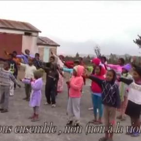 Réponse à la 3ème question par les enfants de l'Association Enfants Antananarivo 1 à Madagascar!