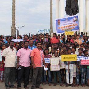 Volontariat lance une campagne de sensibilisation aux droits de l'enfant