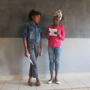 #1 Réponses des enfants de l'Association des Enfants d'Antananarivo sur le Droit de vivre en famille